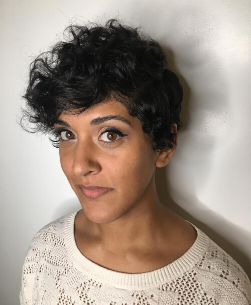 29 Most-Flattering Hairstyles for Short Curly Hair to Perfectly Shape Your Curls