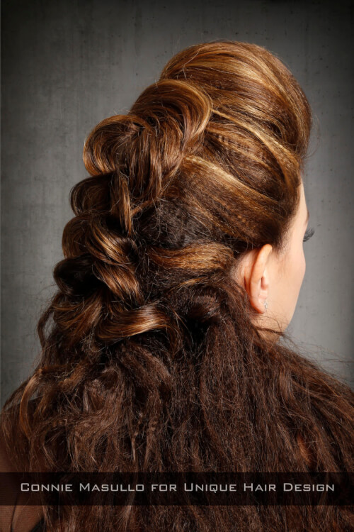 23 Gorgeous Formal Half Updos You'll Fall In Love With
