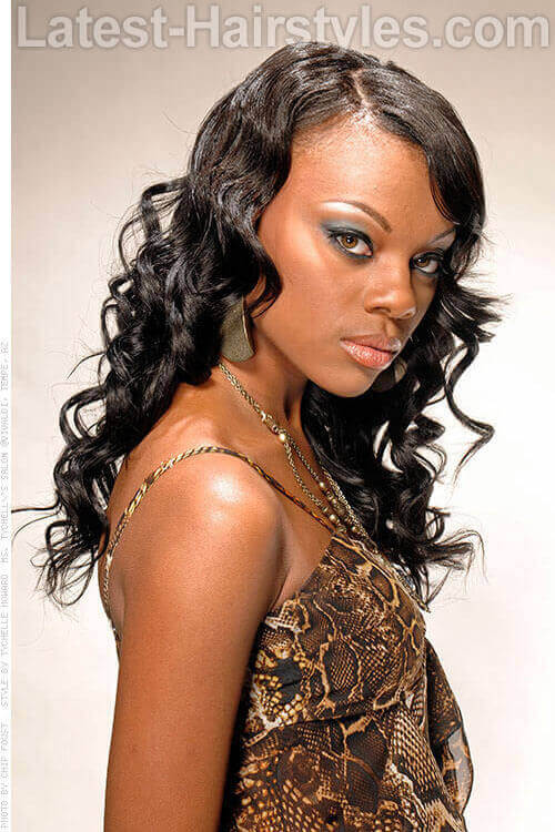 45 Weave Hairstyles Trending This Year