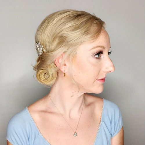 The 19 Cutest Updos for Short Hair for Special Occasions