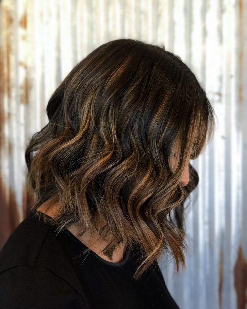 21 Best Long Layered Bob (Layered Lob) Hairstyles