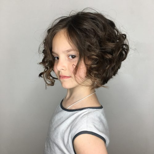 The 18 Cutest Short Hairstyles For Little Girls