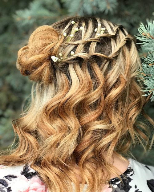 34 of the Cutest Prom Updos You'll See for 2021