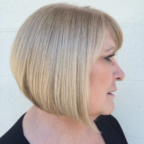 33 Hottest A-Line Bob Haircuts You'll Want to Try This Year