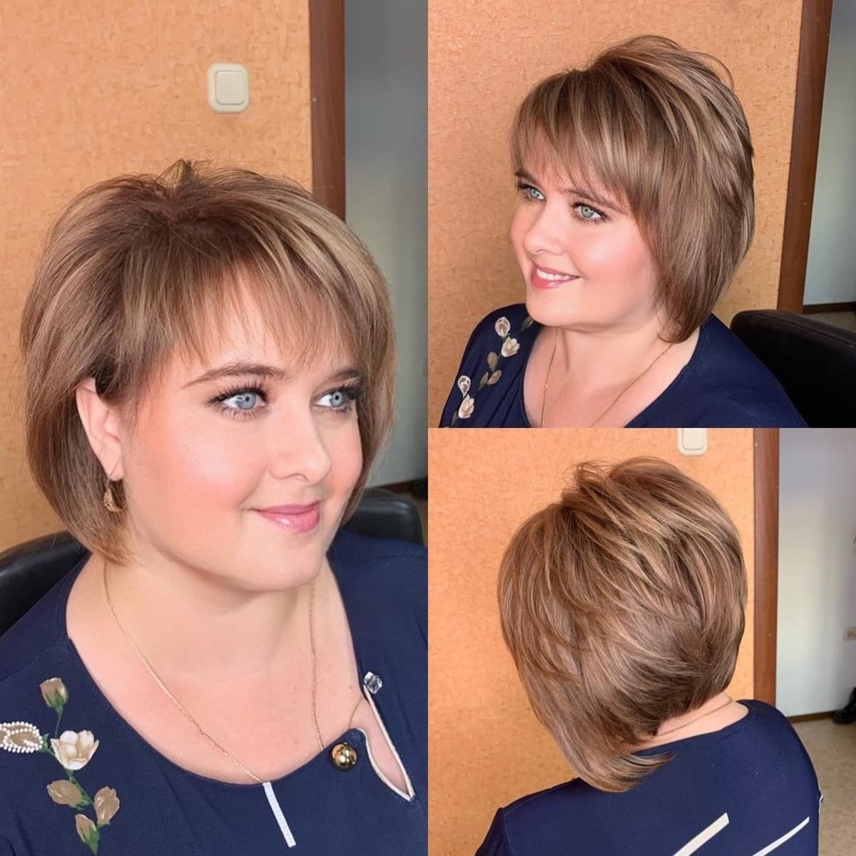 20 Asymmetrical Bob with Bangs That Are Stylishly Edgy