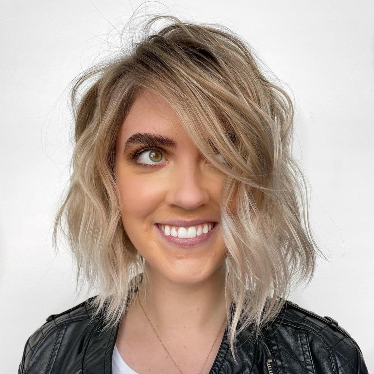 18 Long Asymmetrical Bob Haircut Ideas That Are Undeniably Flawless