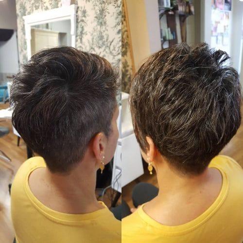 34 Flattering Short Haircuts for Older Women