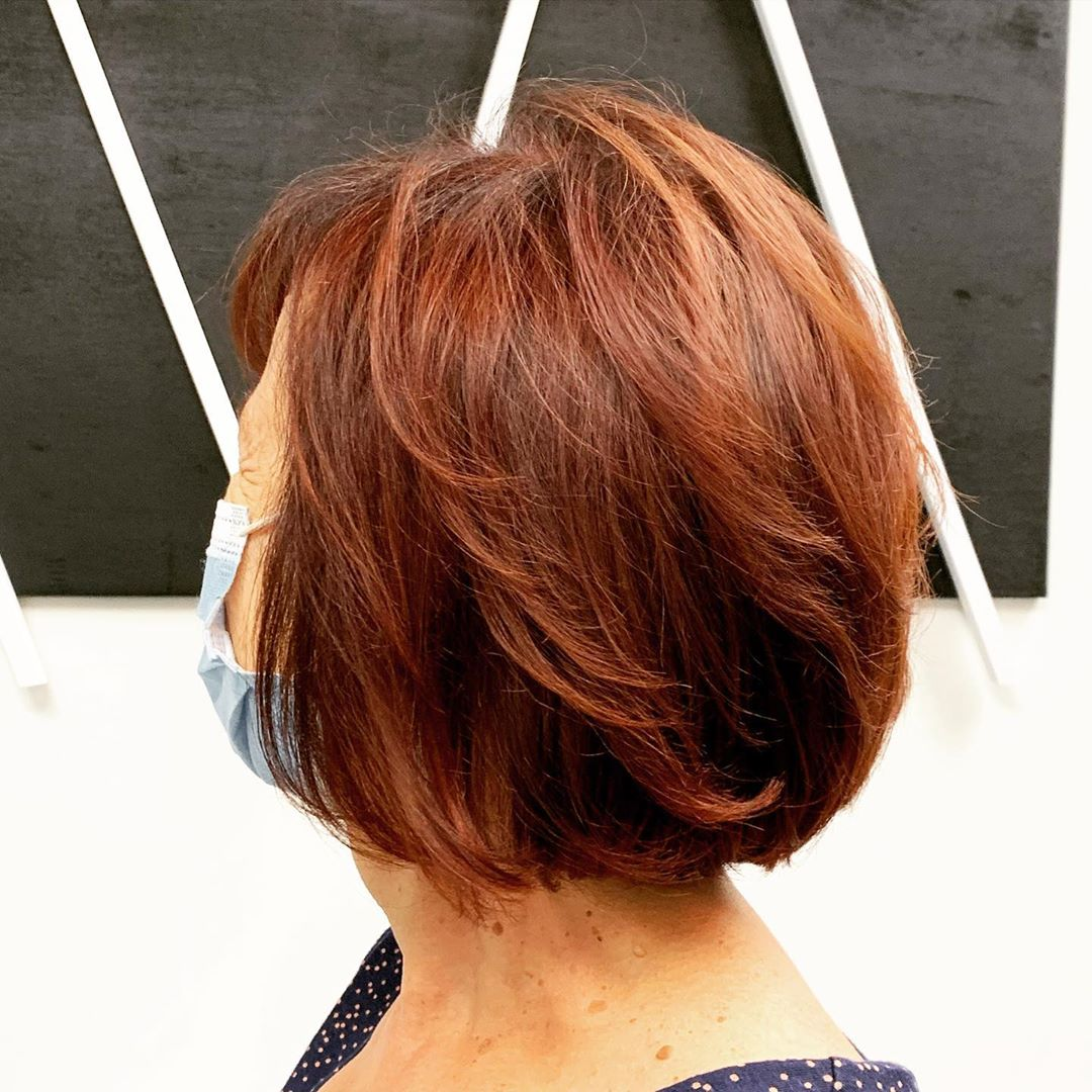 Top 10 Fall Hair Colors for Women Over 60 in 2021