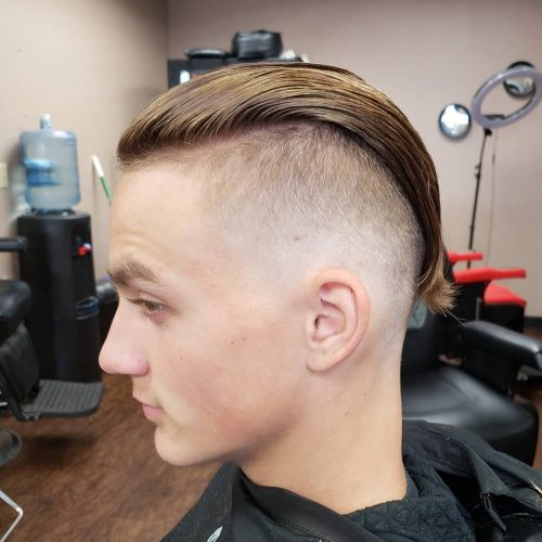 24 New Undercut Hairstyles For Men You Have to See Right Now