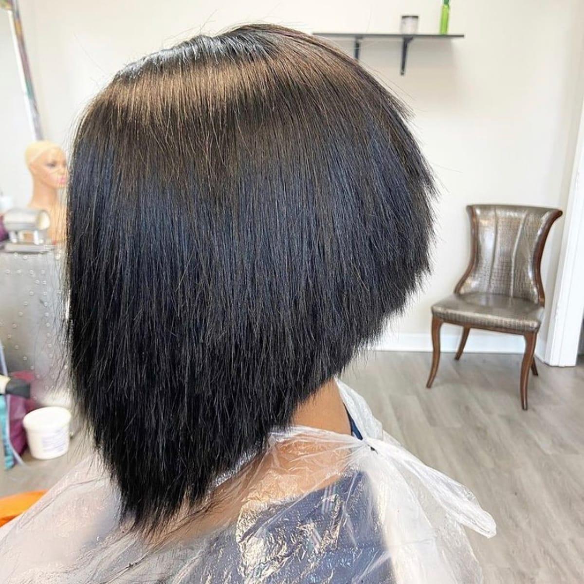 23 Incredible Medium Length Inverted Bob Haircut Ideas
