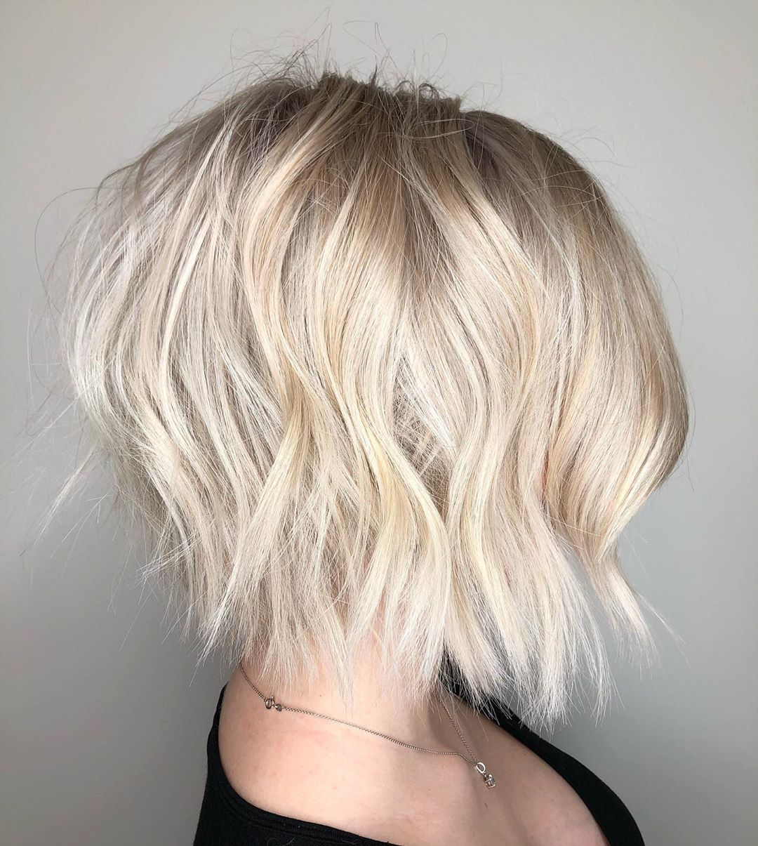 13 Popular Choppy Inverted Bob Haircuts to Consider Trying