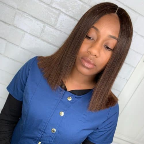 21 Sexiest Bob Haircuts for Black Women Right Now