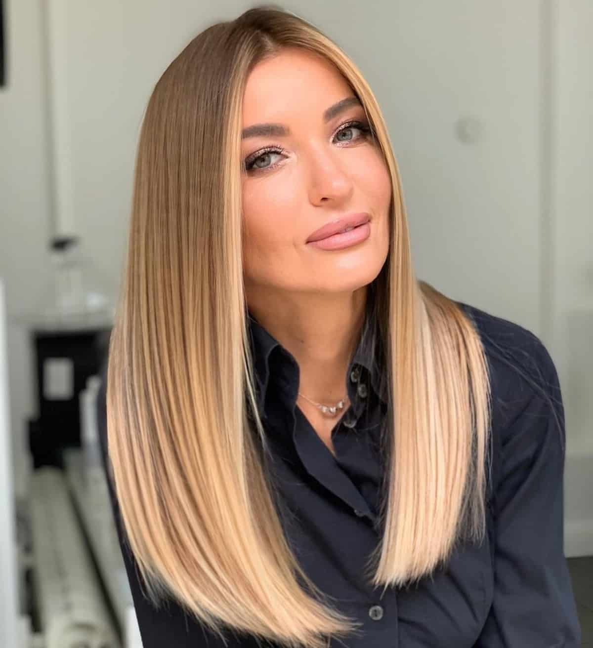 26 Easy Hairstyles for Long Straight Hair