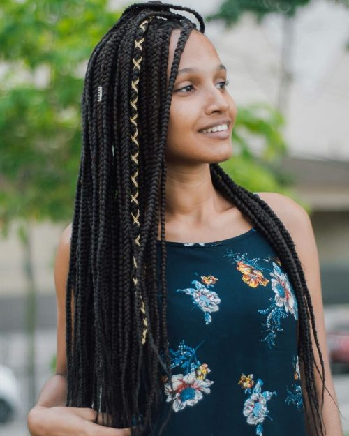 27 Coolest Cornrow Braid Hairstyles to Try