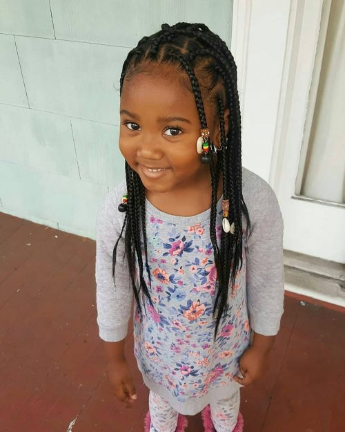 29 Cutest Hairstyles for Little Girls