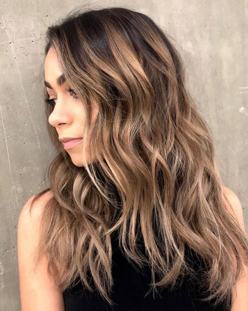 Bronde Hair = Blonde + Brown and These Are 17 Gorgeous Examples