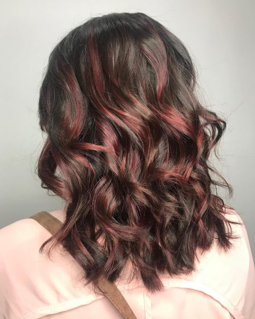 50 Stunning Brown Hair with Highlights Trending This Year