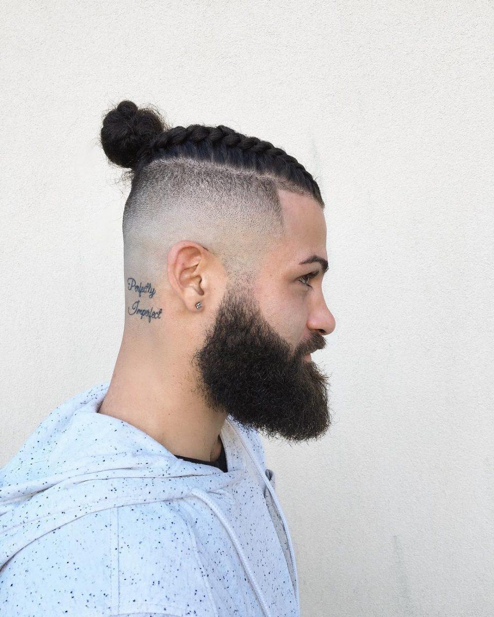 28 Braids for Men – The 'Man Braid'