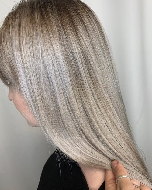 18 Balayage Straight Hair Color Ideas You Have to See
