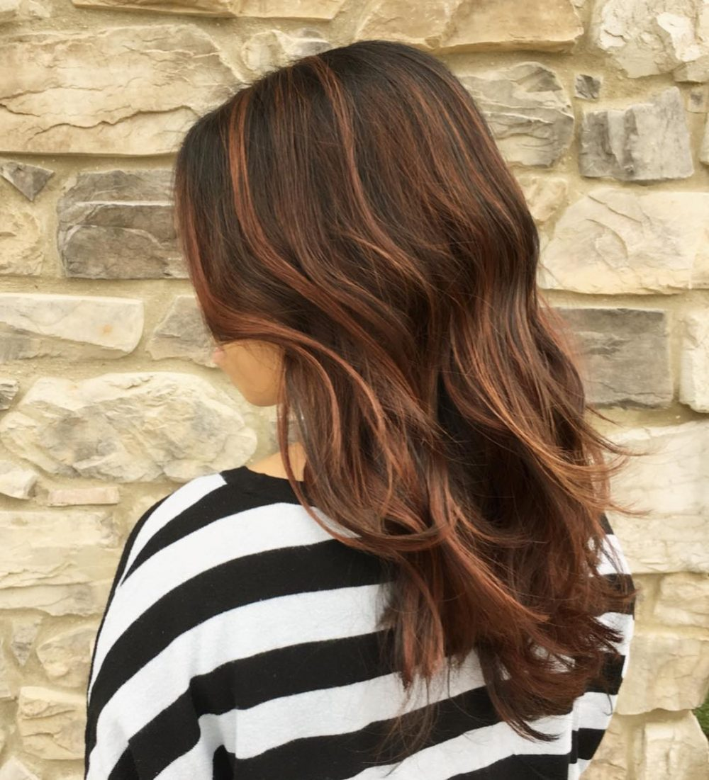 34 Iconic Long Brown Hair Ideas To Try