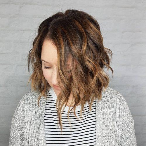 28 Most Stunning Balayage Short Hair Color Ideas