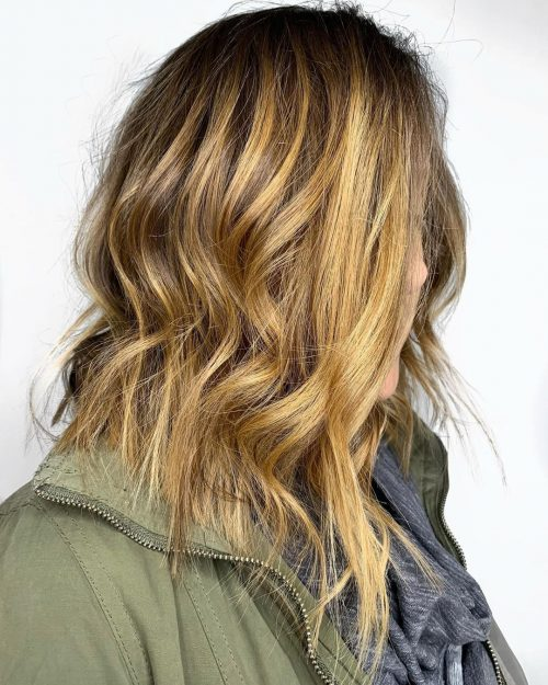 15 Trendsetting Long A-Line Bob Haircut Ideas