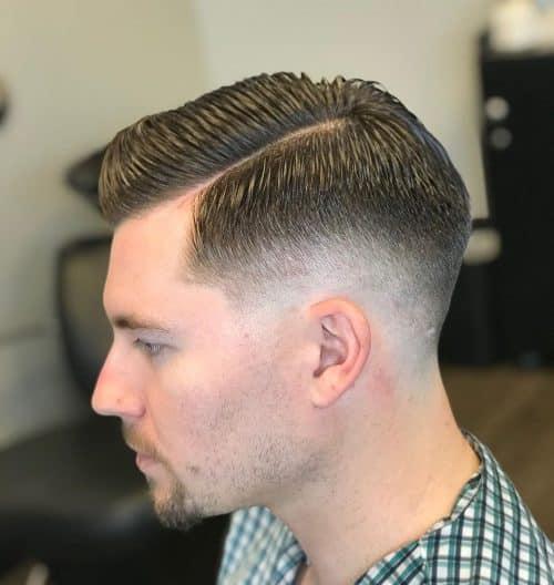 19 Short Fade Haircut Ideas for a Clean Look