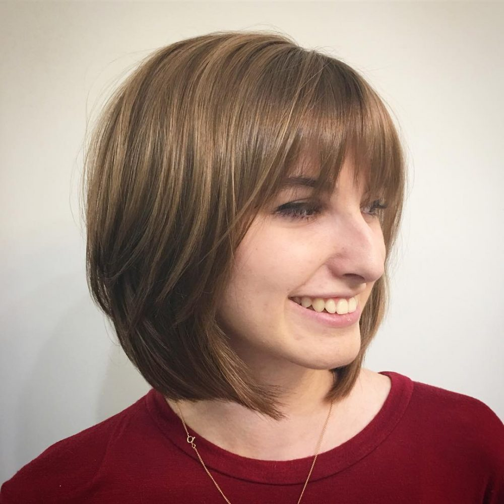 46 Most Eye-Catching Bob Haircuts With Bangs for a Fresh Makeover