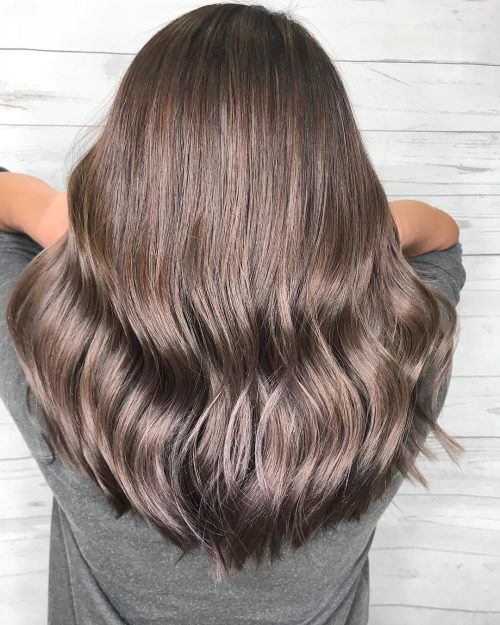 Ash Brown Hair Colors: 21 Stunning Examples You'll Want to See