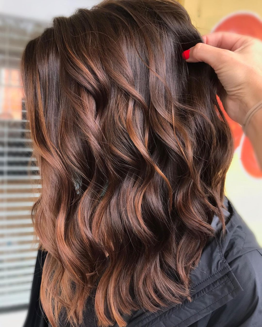 25 Most Popular Balayage Brown Hair Colors Right Now
