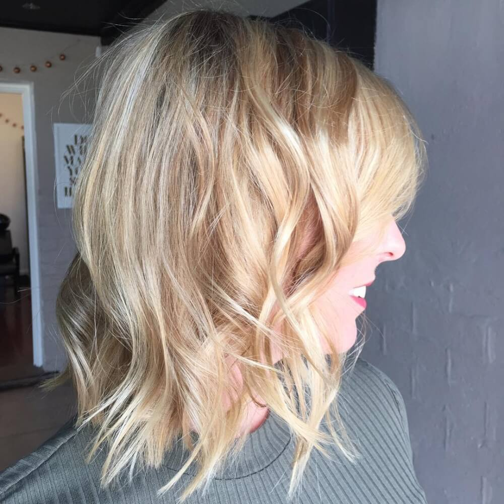31 Best Long Bob Hairstyles and Haircuts