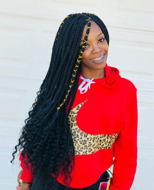 20 Hottest Crochet Hairstyles for Black Women Right Now
