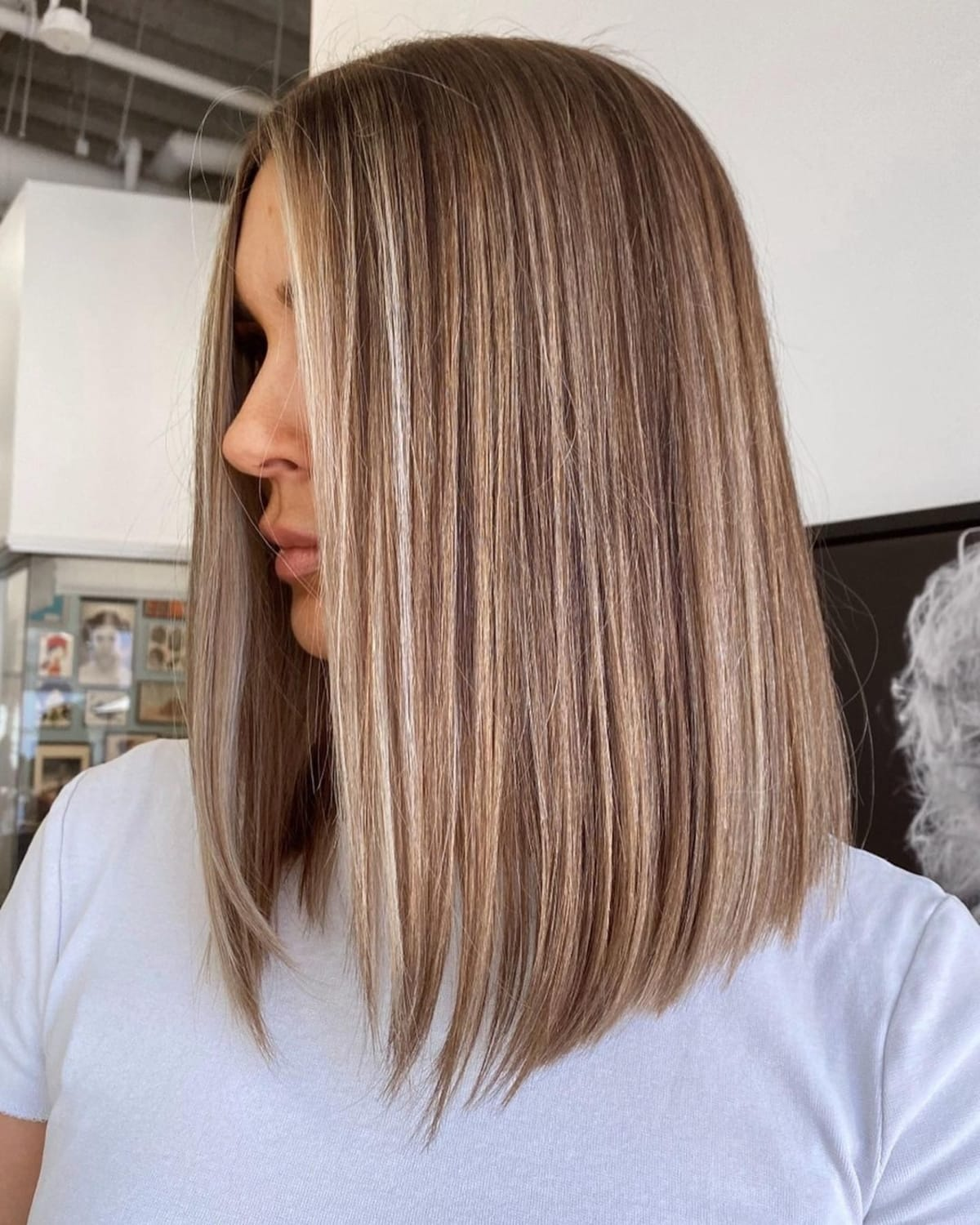 28 Volume-Boosting Medium Length Hairstyles for Thin and Fine Hair