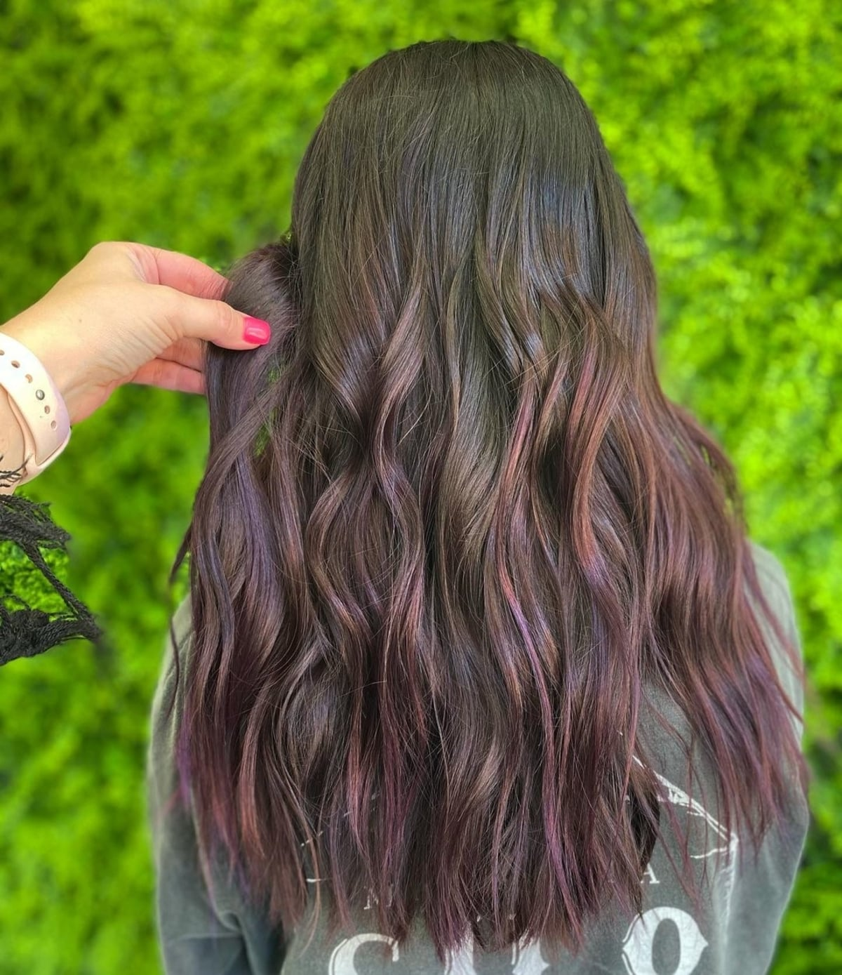 These 26 Plum Hair Color Ideas are Totally Trending Right Now