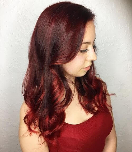 42 Popular Red Hair Color Ideas Trending Right Now