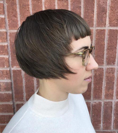 15 Hottest Short Bob Haircuts with Bangs