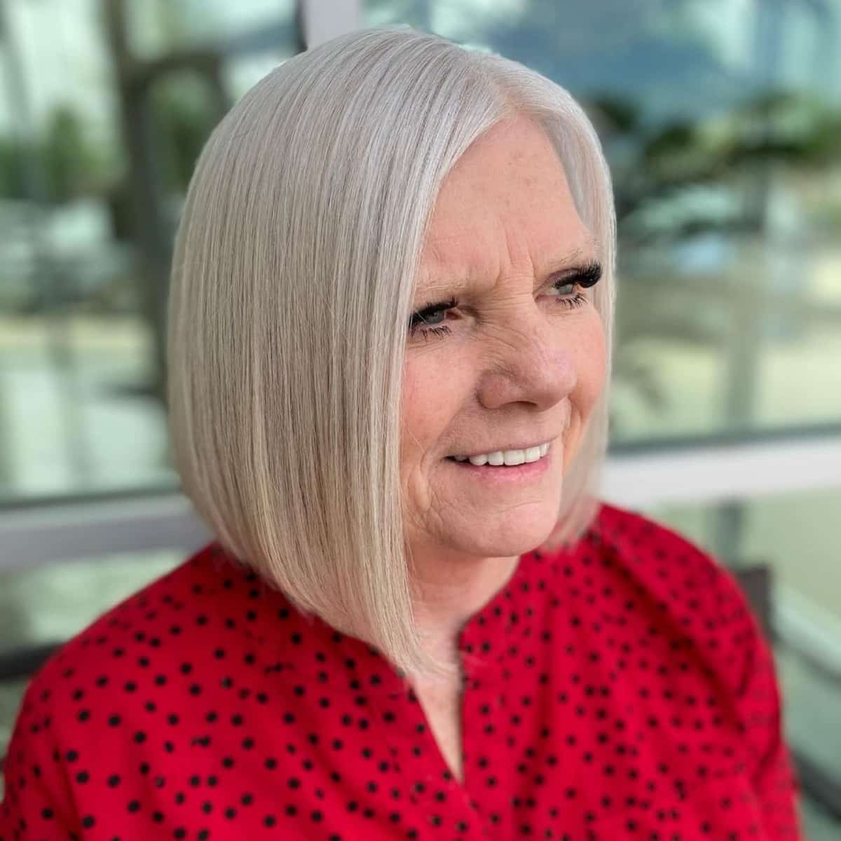24 Edgy Hairstyles for Women Over 60 Who Want a Young & Mod Look