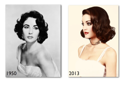 38 Vintage Hairstyles That Are Totally Hot Right Now