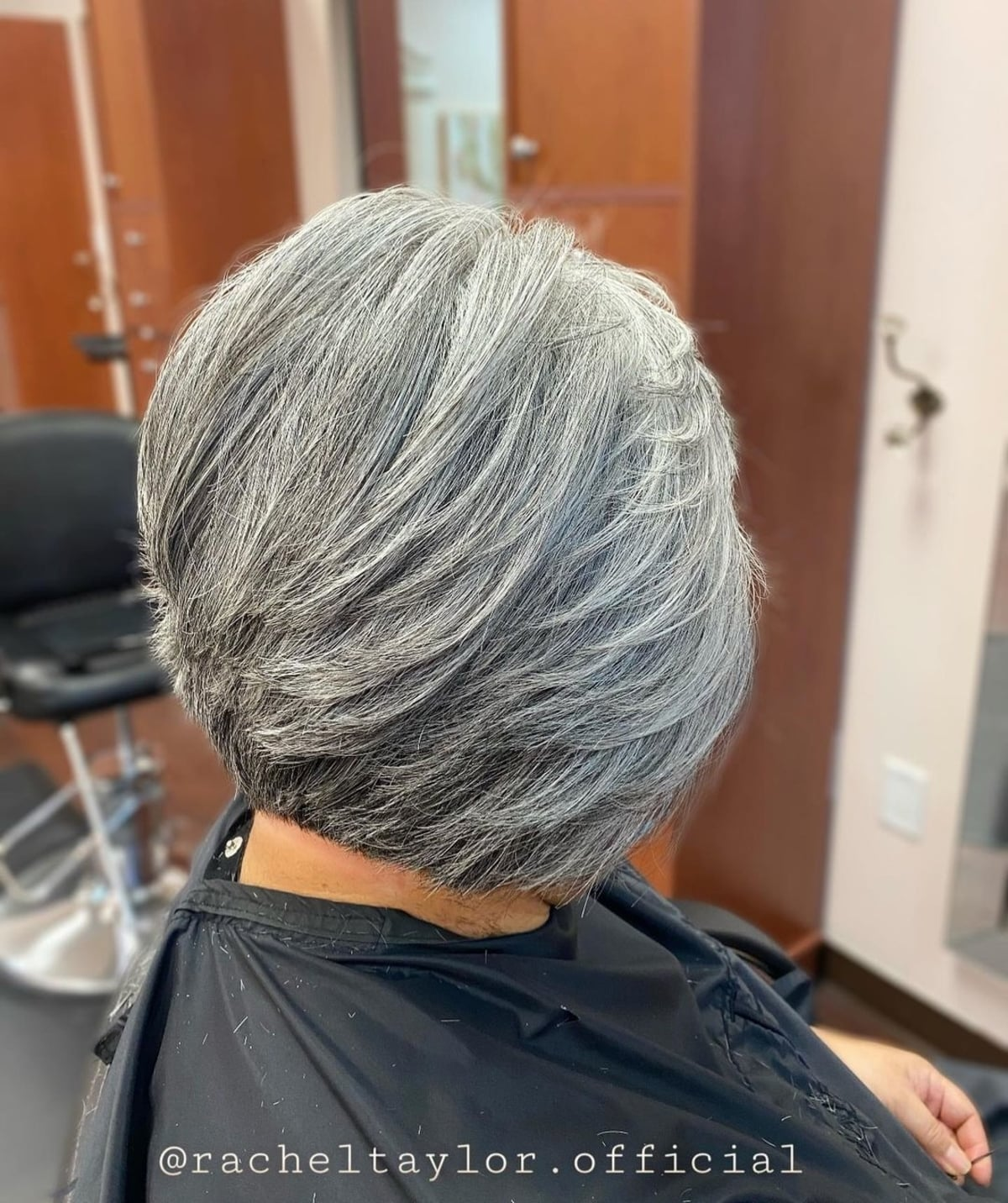 18 Youthful-Looking Hairstyles for Women Over 60 with Grey Hair