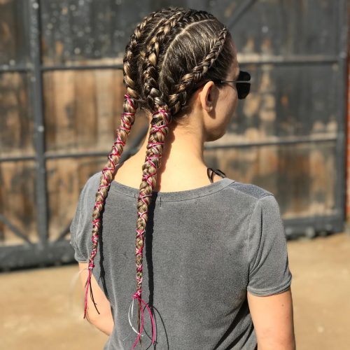 29 New Feed In Braids To Check Out