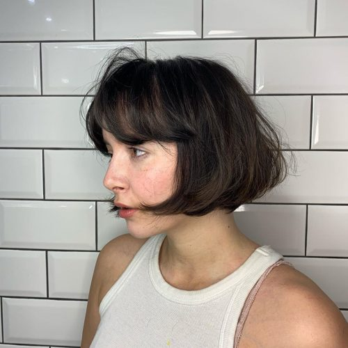The 13 Trendiest French Bob Haircuts You'll Want to Try