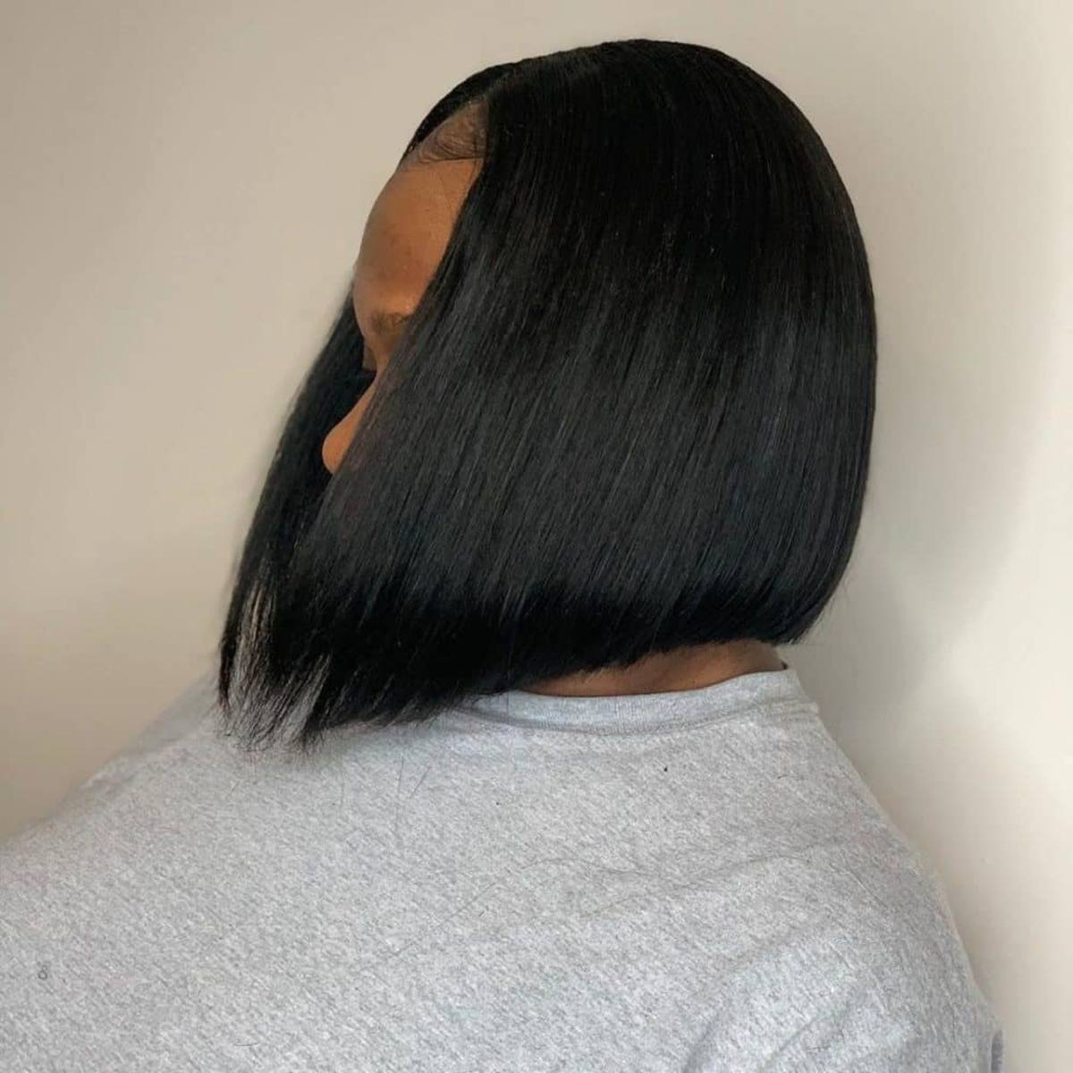 19 Sleekest Sew-In Bob Hairstyles for Naturally Black Hair