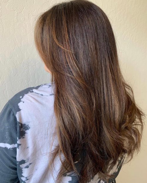 20 Hottest Dark Brown Hair Color Ideas You'll See Right Now