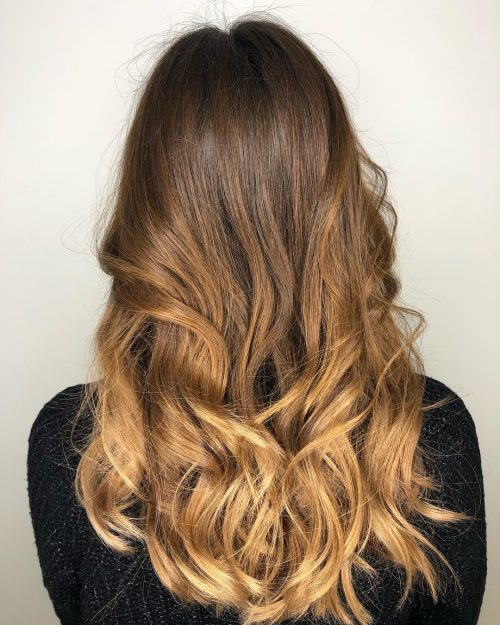 14 Stunning Examples of Chestnut Brown Hair