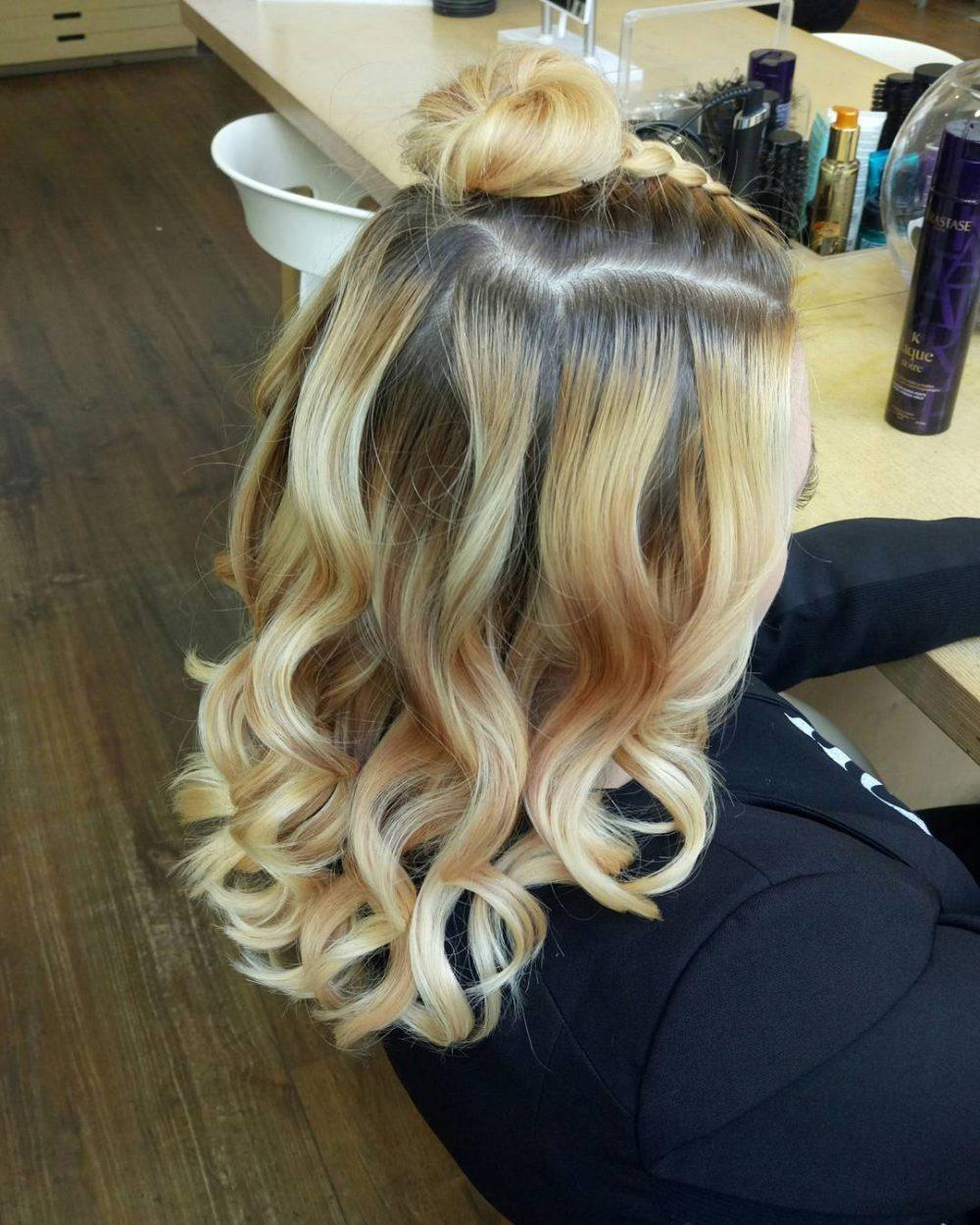 28 Cutest Hairstyles & Haircuts for Medium Length Hair