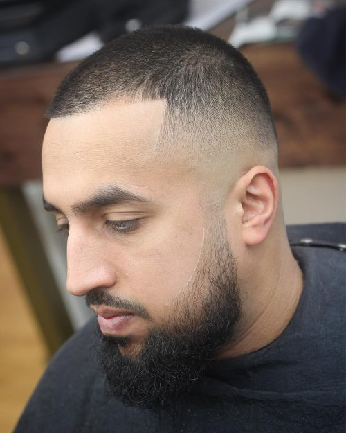 17 Awesome Buzz Cut Examples to Try Yourself
