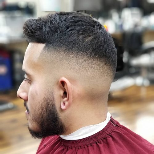 The Top 15 High Fade Haircuts for Men Right Now