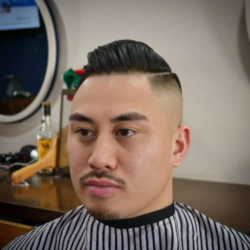 26 Hard Part Haircut Ideas for Your Next Inspiration