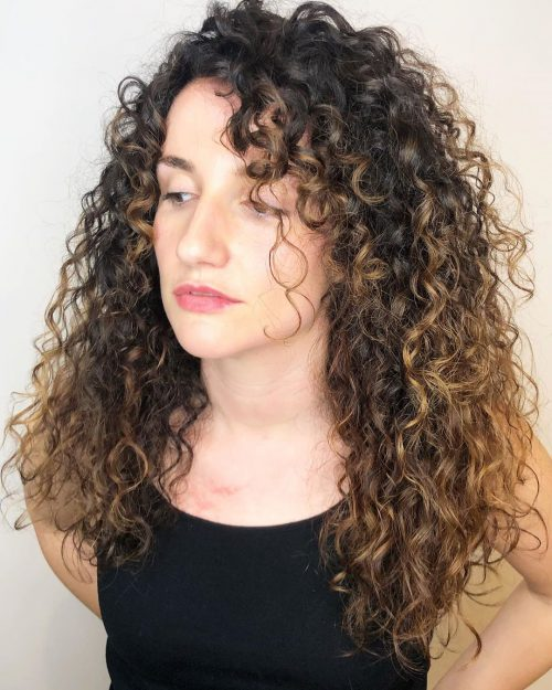 14 Gorgeous Examples of Ombre for Curly Hair
