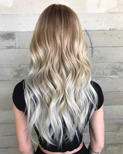 28 Top Blonde Ombre Hair Color Ideas